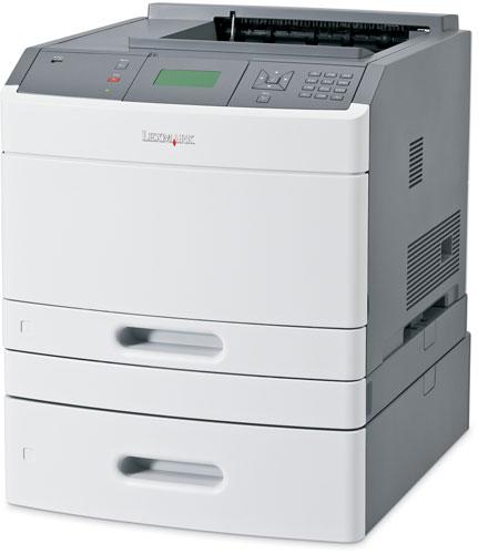 Заправка картриджей Lexmark T650 / T652 / T654 / T656 с заменой чипа