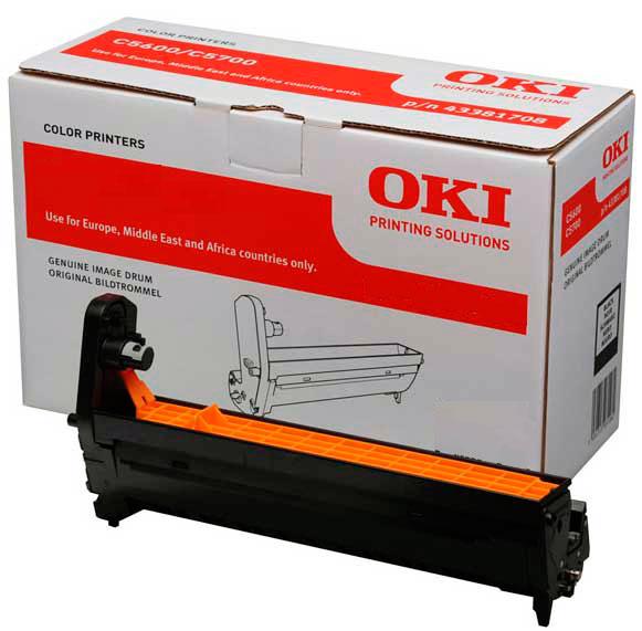OKI Фотобарабан EP-CART-C-C612