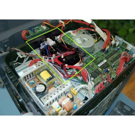 Ошибка датчика тонера в принтерах Samsung CLX-2160 / CLX-3160 / CLP-300