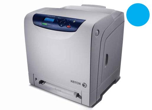 Заправка синего картриджа Xerox Phaser 6140 с заменой чипа