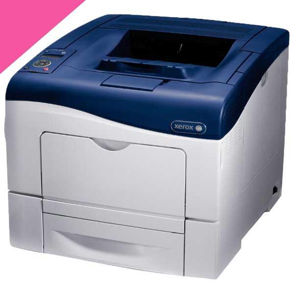 Заправка красного картриджа Xerox Phaser 6600 / WC 6605 с заменой чипа