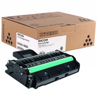 Принт-картридж Ricoh SP201E ( 1000стр) для Ricoh SP220Nw / Ricoh SP220SNw / Ricoh SP220SFNw