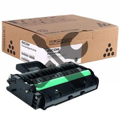 Заправка картриджа Ricoh SP201E 1000стр для SP220Nw / SP220SNw / SP220SFNw с заменой чипа
