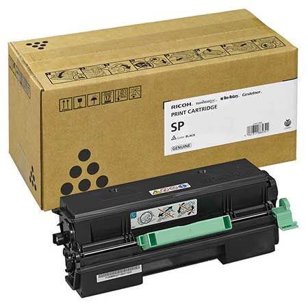 Принт-картридж тип Ricoh SP400HE ( 10000стр) для Ricoh SP450DN