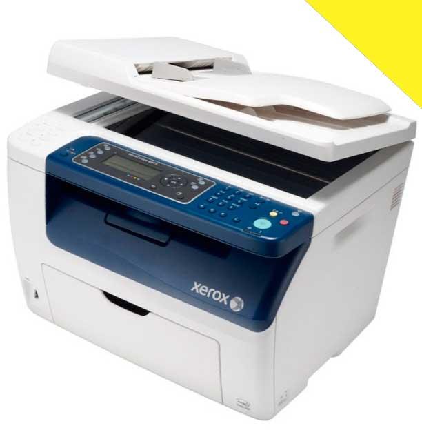 Xerox phaser 6000 инструкция по заправке
