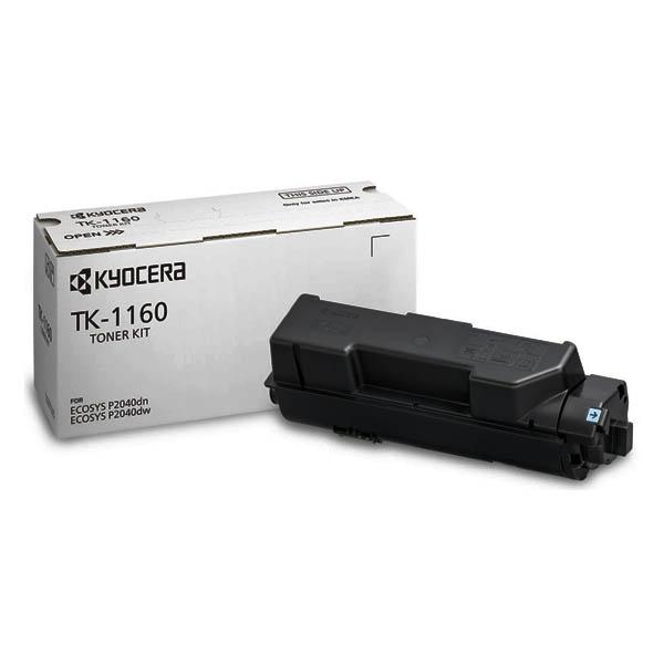 Заправка картриджа TK-1160 для Kyocera  Ecosys P2040 / P2040DN / P2040DW