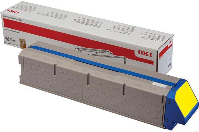 Тонер-картридж TONER-Y-C911 / C931-24K
