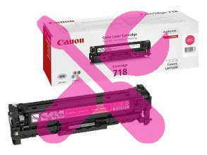Заправка картриджа Canon 716 красный  для i-SENSYS LBP5050 / MF8030Cn / MF8050Cn / MF8040Cn / MF8080Cw с заменой чипа