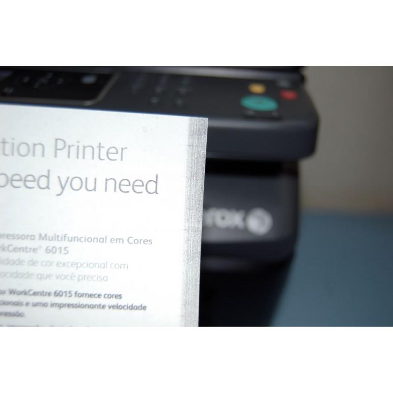 Устранение черной полосы на принтере Xerox 3010 / 3040 / 3045