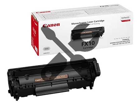 Заправка картриджа Canon FX-10 по выгодной цене