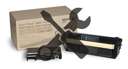 Заправка картриджа XEROX Phaser 4600/ 4620/ 4622  (13K) с заменой чипа
