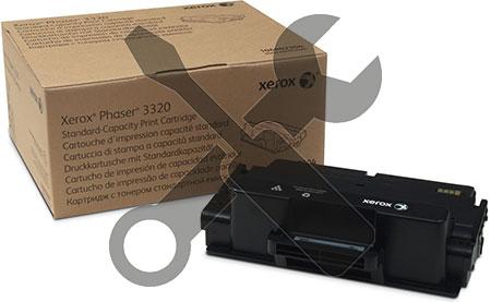 Заправка картриджа XEROX Phaser 3320 (106R02304) (5K) с заменой чипа