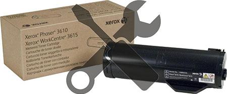 Заправка картриджей XEROX Phaser 3610/WC 3615  (106R02721) (5,9К) с заменой чипа