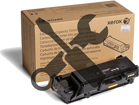 Заправка картриджа  XEROX WorkCentre 3335 /3345 /Phaser 3330  (15K) с заменой чипа