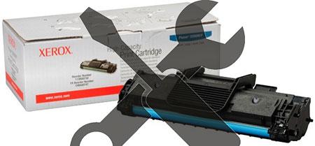 Заправка картриджа XEROX Phaser 3200MFP  с заменой чипа