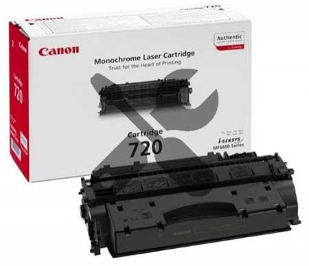 Заправка картриджа Canon 720 для  i-SENSYS MF6680DN с заменой чипа