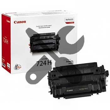 Заправка картриджа Canon 724H увеличенного объема для i-SENSYS LBP6750dn с заменой чипа