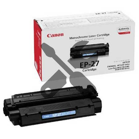 Заправка картриджа EP-27 / EP-26 для Canon LaserBase MF3228 / MF5650 / MF5730 /MF5750 /MF5750 / MF5770 /MF5770 /MF5730 /MF5750 /MF5770 /MF3110 /MF5770 /LBP3200