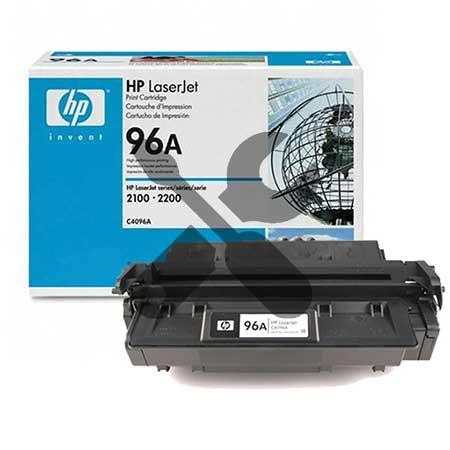 Заправка картриджа HP C4096a для HP LJ 2100 / 2200