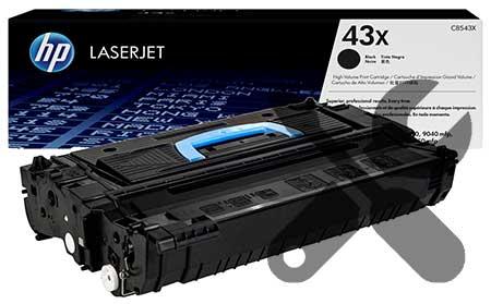 Заправка картриджа C8543X для HP Laserjet 9000 / 9040 mfp / 9050 / M9040 / M9050 с заменой чипа