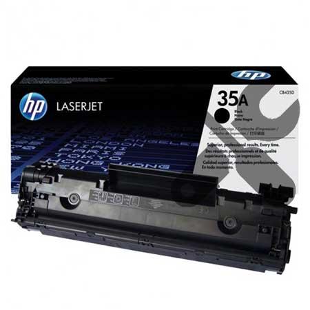 Заправка картриджа CB435A для HP LaserJet HP LJ P1005/ P1006 / P1007 / P1008 / P1009 с заменой чипа