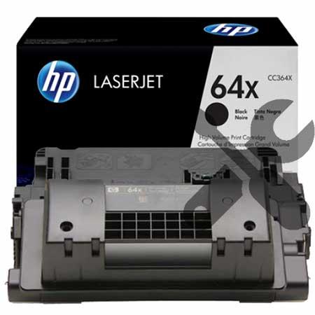 Заправка картриджа CC364X для HP LaserJet P4014 / P4015 / P4515 с заменой чипа