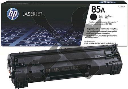 Заправка картриджа CE285A для HP Pro M1130 / M1132 / M1210 / M1212nf / M1214nfh / M1217nfw / P1102 с заменой чипа
