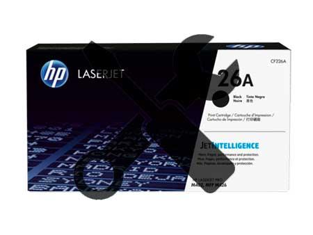 Заправка картриджа HP CF226A для  LaserJet Pro M402n, M402dn, M426fdn, M426fdw