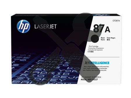 Заправка картриджа HP 87A CF287A для Enterprise M506dn / M506x / M527dn / M527f / M527c /  M527c