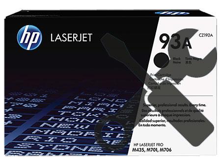 Заправка картриджа HP 93A (CZ192A) для HP LaserJet Pro M435nw с заменой чипа