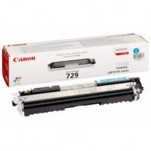 Картриджи Canon Canon Картридж голубой оригинал (1К) [729 C] для Canon LBP 7010C / 7018C