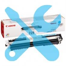 Заправка синего картриджа Canon 729 для i-SENSYS LBP7018 / LBP7010 с заменой чипа