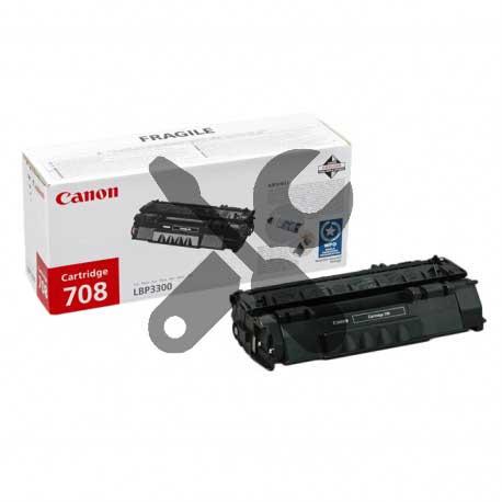 Заправка картриджа Canon 708  (2.5к)для  i-SENSYS LBP3300 / i-SENSYS LBP3360 с заменой чипа