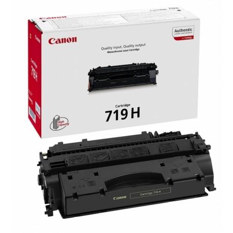 Картриджи Canon Canon Картридж черный оригинал (6.4K) [719 H] для Canon MF411dw / 416dw / 418x / 419x