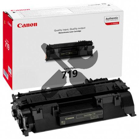 Заправка картриджа  Canon 719 для  LBP-6300 / LBP-6650 / MF-5840 / MF-5880 / MF5940 / MF5840 с заменой чипа