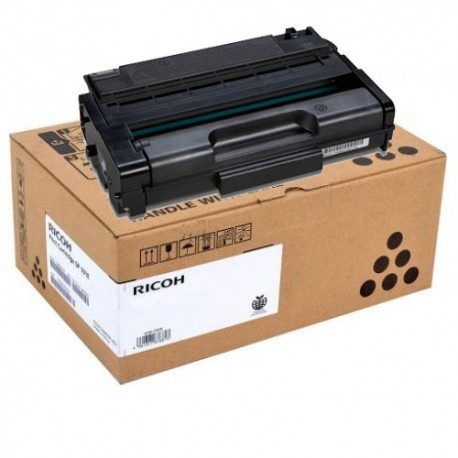 Принт-картридж тип Ricoh SP3400HE ( 5000стр) для Ricoh SP3400N / Ricoh SP3410DN / Ricoh SP3400SF / Ricoh SP3410SF / AficioRicoh SP3500N / Ricoh SP3510DN / Ricoh SP3500SF / Ricoh SP