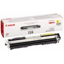 Картриджи Canon Canon Картридж желтый оригинал (1К) [729 Y] для Canon LBP 7010C / 7018C