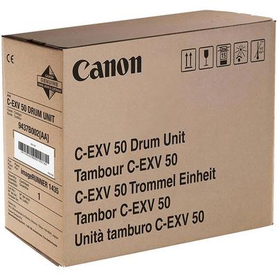 Картриджи Canon Canon Барабан черный оригинал (35.5K) [C-EXV 50] для Canon IR1435 / 1435i / 1435iF