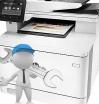 Заправка картриджа  HP 410A для HP Color LaserJet M452DN / M477 MFP Pro 400